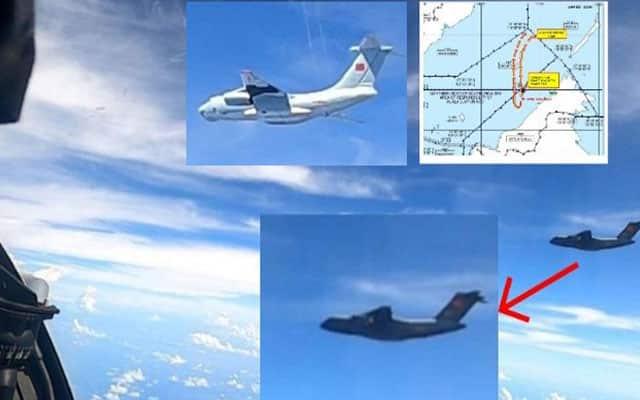 Panas !!! Rupanya ini fungsi pesawat tentera China yang masuk ke ruang udara kita