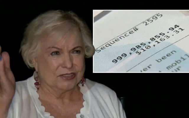 Billionaire satu malam : Akaun bank wanita ini akhirnya dibeku bank