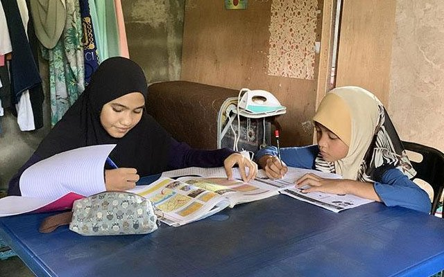 Cabaran PdPR di kawasan Menteri Pendidikan dan Menteri Wilayah