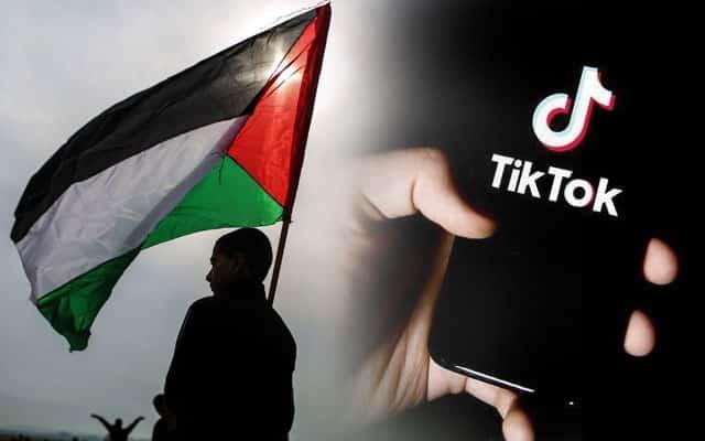 TikTok buang akaun agensi berita libatkan Palestin buat kali ketiga