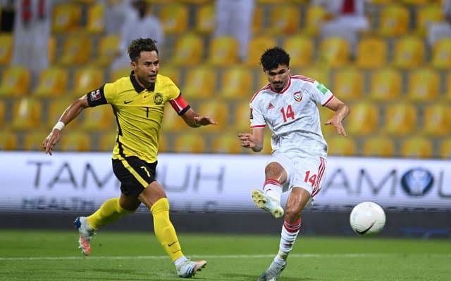 4-0 dibelasah UAE di Dubai, Harimau Malaya terpaksa akur