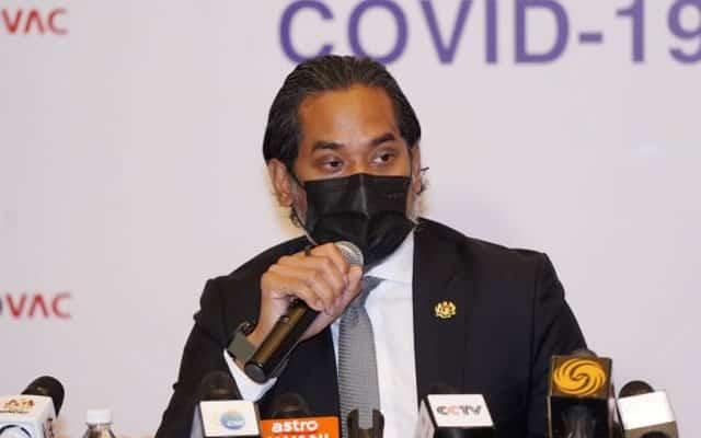 Khairy umum pengamal media dapat vaksin Mei, tapi kini sudah masuk Jun semua masih menanti