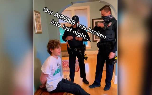 Kantoi !!! Remaja ceroboh rumah yang dihuni 3 anggota polis