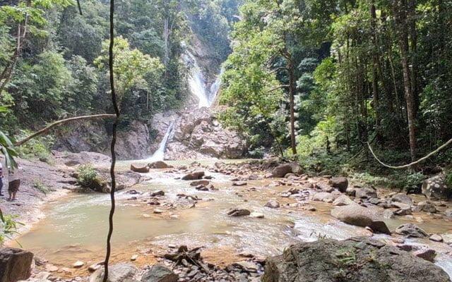 Lata Y Kuala Krai jadi keruh disebabkan hujan lebat, kata Pengarah JPNK