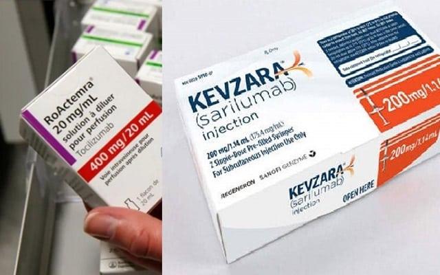 WHO saran guna ubat Actemra, Kevzara kurangkan risiko kematian akibat Covid-19