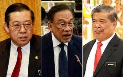 PH mahu capai MoU dengan kerajaan demi nyawa, ekonomi rakyat