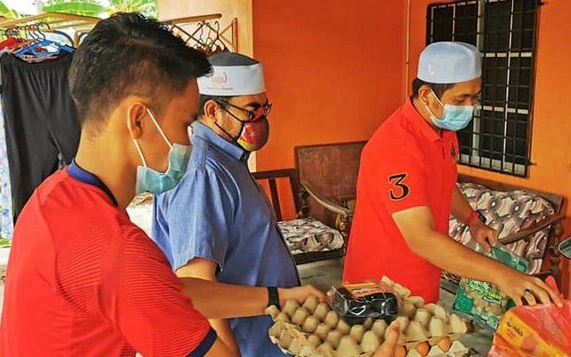 Dr Mujahid pastikan peruntukan RM300 ribu bakul makanan diagih sebaik mungkin