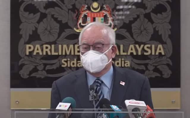 Gempar !!! Najib jangka akan berlaku aksi MP lompat melompat lagi