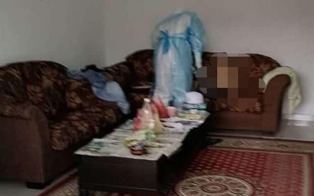 Guru ditemui mati sambil duduk dalam rumah sendiri