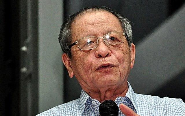Lim Kit Siang mohon maaf atas ketelanjuran