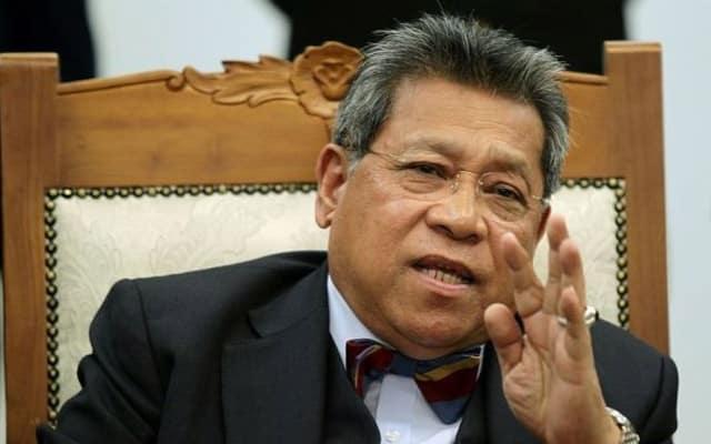 'Tanah Melayu' ajar lompat parti di Sabah, kata Pandikar
