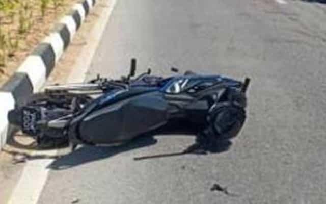 Mangsa maut kemalangan motosikal didapati positif Covid-19