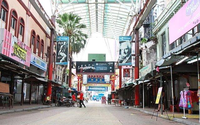 50 peratus perniagaan di Petaling Street dijangka 'gulung tikar'