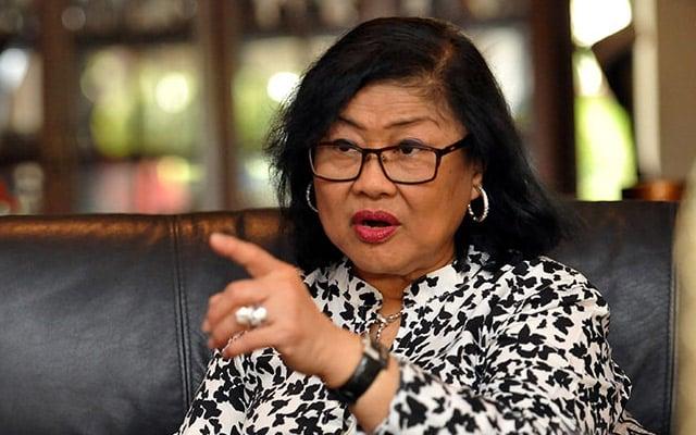 Kenapa berniaga vaksin Sinovac?, soal Rafidah Aziz