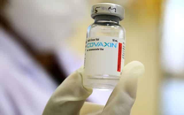 Vaksin buatan India didakwa berkesan 93.4 peratus