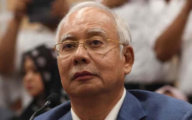 Masih sokong kerajaan PN, cuma tak sokong Muhyiddin – Najib