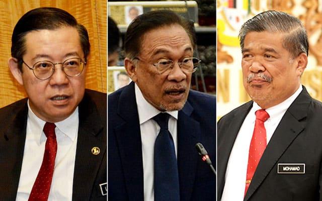 Muhyiddin wajar letak jawatan kerana hilang sokongan – PH