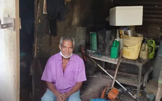 30 tahun tinggal dalam hutan sebatang kara
