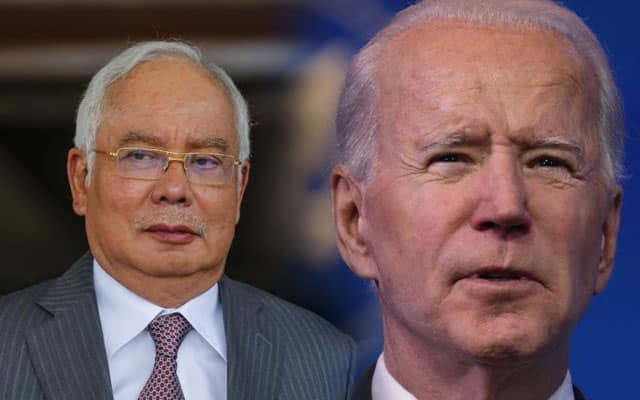 Lepas Biden ganti Trump nampak AS lebih baik – Najib