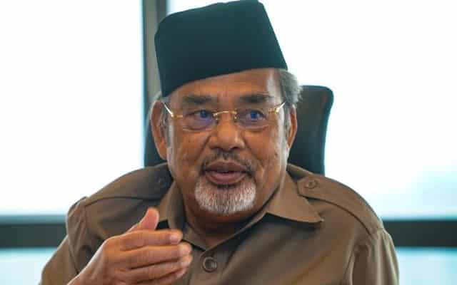 Masuk kerajaan PN adalah keputusan Umno yang salah, kata Tajuddin