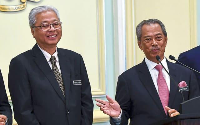 Muhyiddin sudah melayakkan Ismail Sabri jadi PM