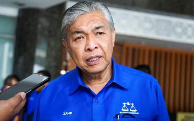 Zahid jangan ulangi kesilapan dilakukan Najib