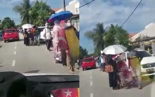 Penduduk Sri Andalas bengang CAC dalam kawasan perumahan mereka