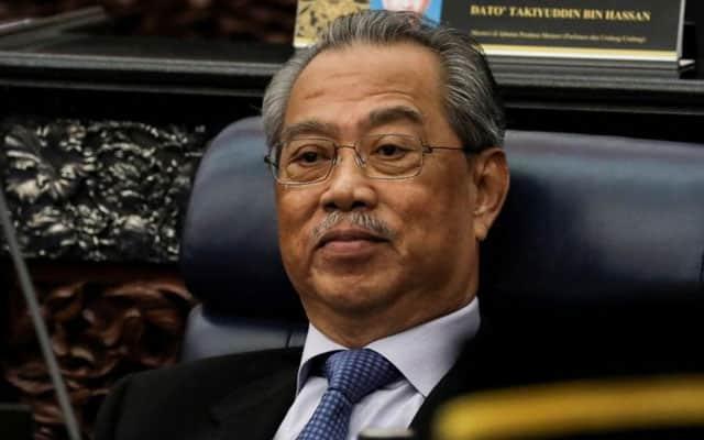Gempar !!! Angin perubahan di Putrajaya bertiup kencang
