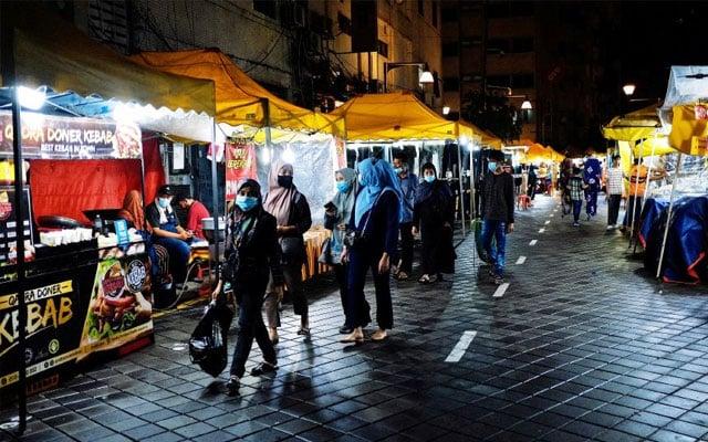 33 pasar malam kembali beroperasi di Klang bermula minggu hadapan