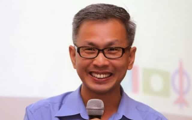 Tony Pua kemuka 3 alasan mengapa perlu terima tawaran Muhyiddin