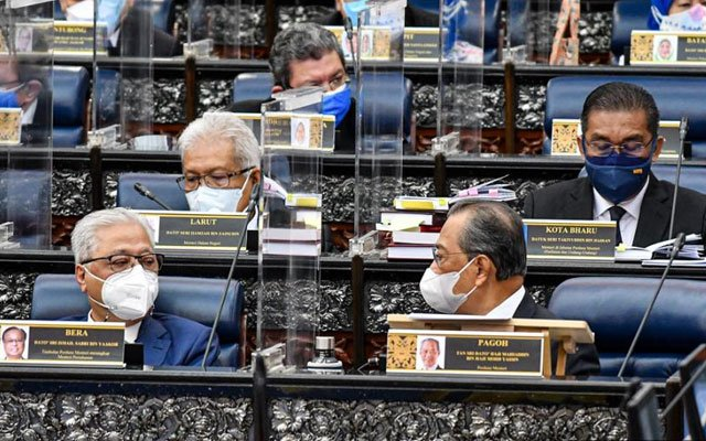 Setelah kantoi, PN bersikap bacul tutup parlimen