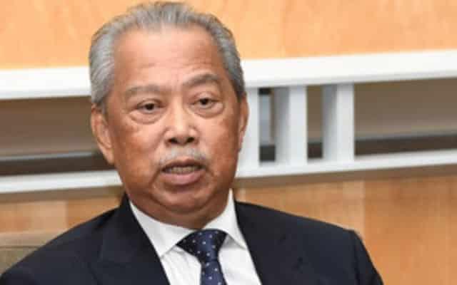 Panas !!! Tular senarai MP BN sokong Muhyiddin, netizen ucap 'bye-bye yidin'