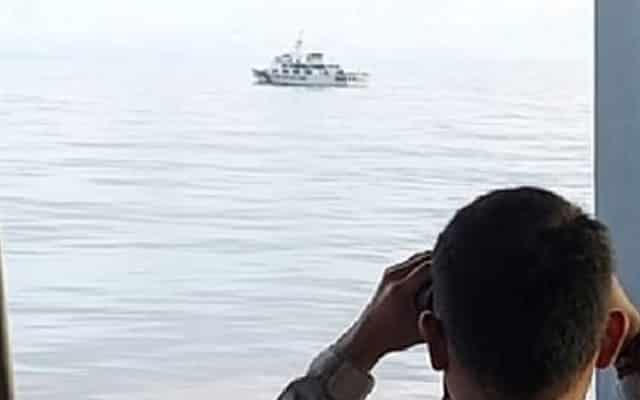 Kapal peronda China diperairan negara ancam kedaulatan