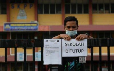 Sekolah negeri fasa 1 dan 2 tidak akan dibuka 3 Oktober ini - Menteri