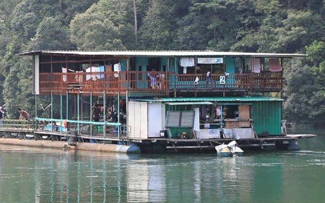 Tempahan rumah bot Tasik Kenyir kembali penuh