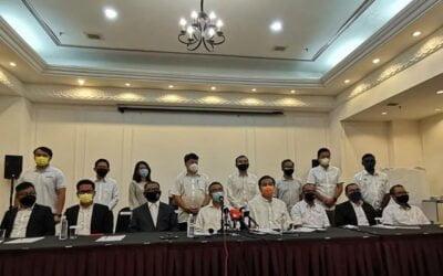 Umno BN kemaruk nak buat PRN di Melaka, dakwa bekas Adun